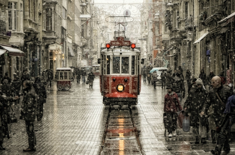 Beyoğlu: Centre Of Entertainment And Life