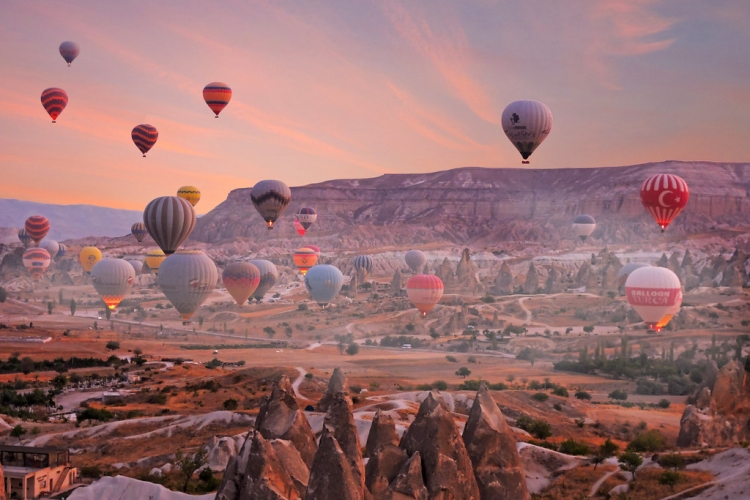 Cappadocia: Fairy Chimneys Beyond Dreams