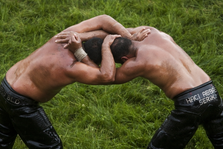 Edirne: Home Of Oil Wrestling