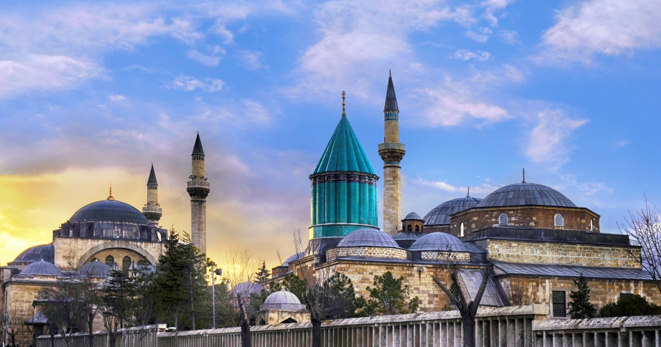 Konya: The City Of Rumi