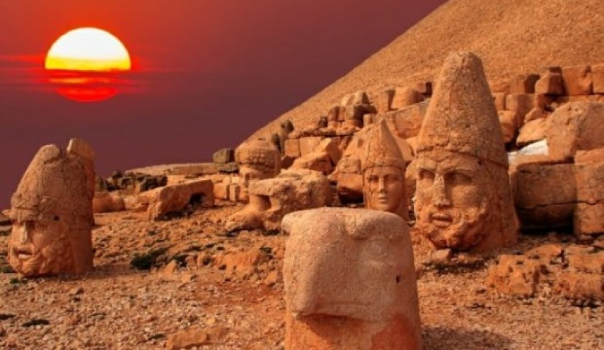Nemrut: Mountain Of Gods