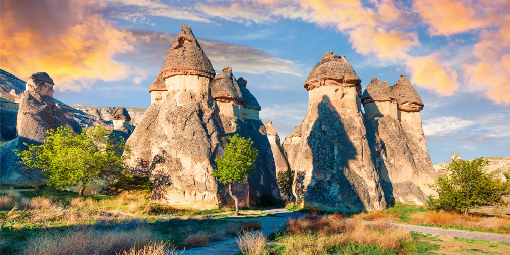 Nevşehir: Created By The Hand Of Nature