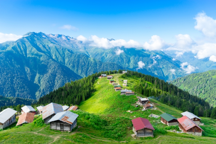 Rize: Midpoint For Nature Tourists